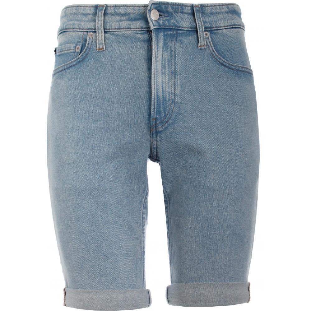 Jeans Korte Broek Heren.Calvin Klein Jeans Heren Broek J30j313054 Jeans Klein Kleding