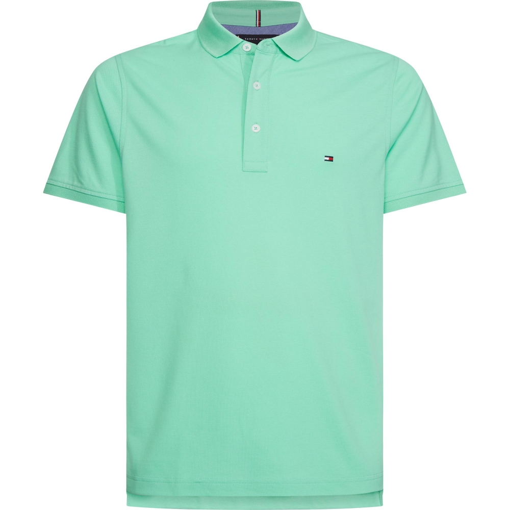 Tommy Hilfiger Heren Polo T shirt MW0MW10764 TOMMY SLIM