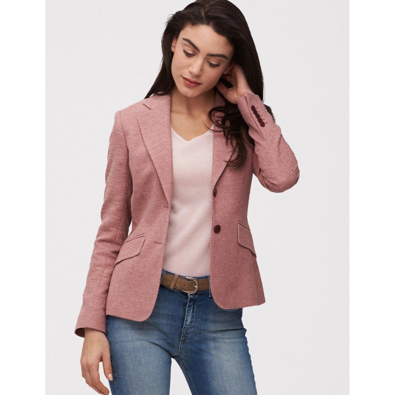 oud roze kleding