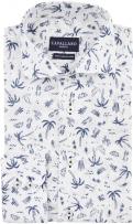 Cavallaro Overhemd dessin