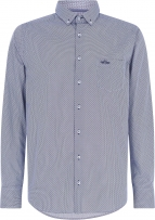 HV Polo Overhemd dessin