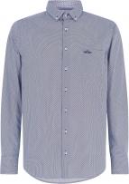 HV Society Overhemd dessin
