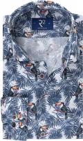 R2 Amsterdam Overhemd dessin