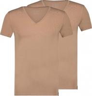 RJ Bodywear T-shirt uni (2-pack)