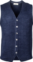 Thomas Maine Gilet uni