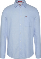 Tommy Jeans Overhemd uni