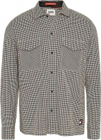 Tommy Jeans Overshirt dessin