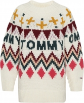 Tommy Jeans Pullover dessin